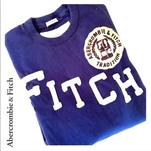 Abercrombie & Fitch Shirts - Abercrombie & Fitch T-shirt